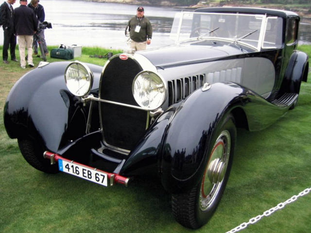 record auction sales: 1931 bugatti royale kellner coupe - carbuzz