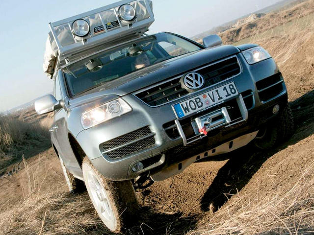 off road icons volkswagen touareg carbuzz