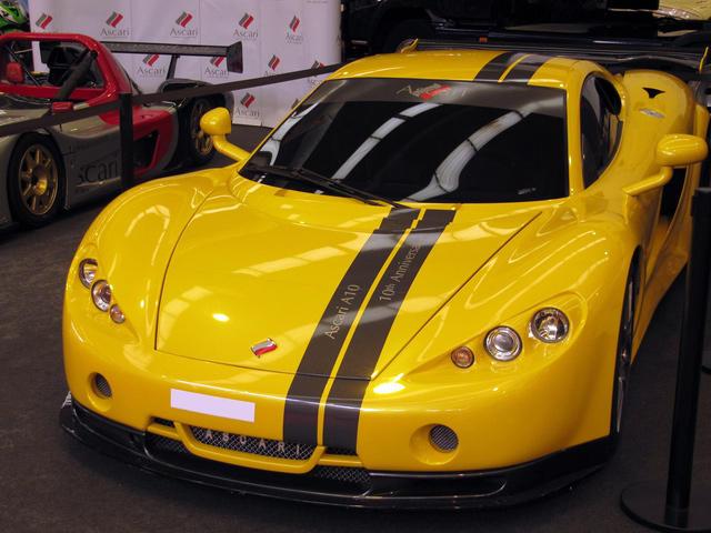 Boutique Supercars: Ascari A10 - CarBuzz
