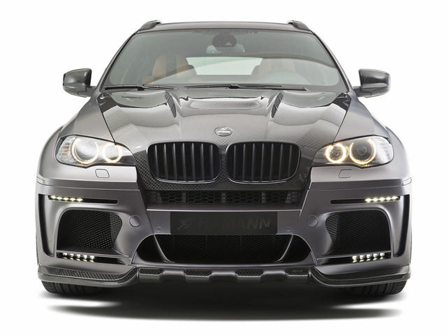 Hamann Releases Tycoon Evo M Aka Another Tuned Bmw X6 Carbuzz