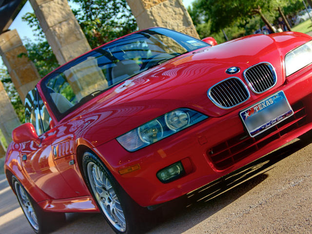 Iconic Roadsters Bmw Z3 Carbuzz
