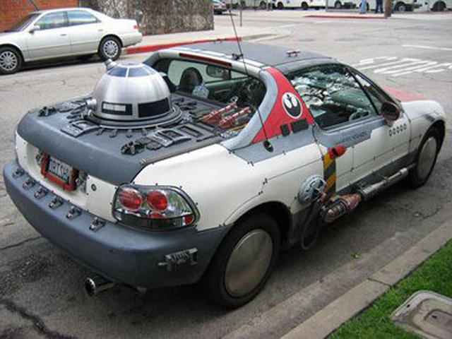 2aa3cb1305544b 5 Awesome Star Wars Cars