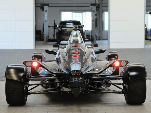 Ford To Sell Ecoboost Formula Racer For The Road Carbuzz
