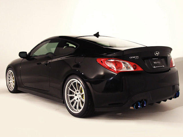 5 hot hyundai genesis coupe tune jobs carbuzz. Black Bedroom Furniture Sets. Home Design Ideas