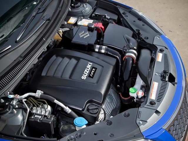 New York 2011 Suzuki Kizashi Apex And Ecocharge Hybrid Concepts