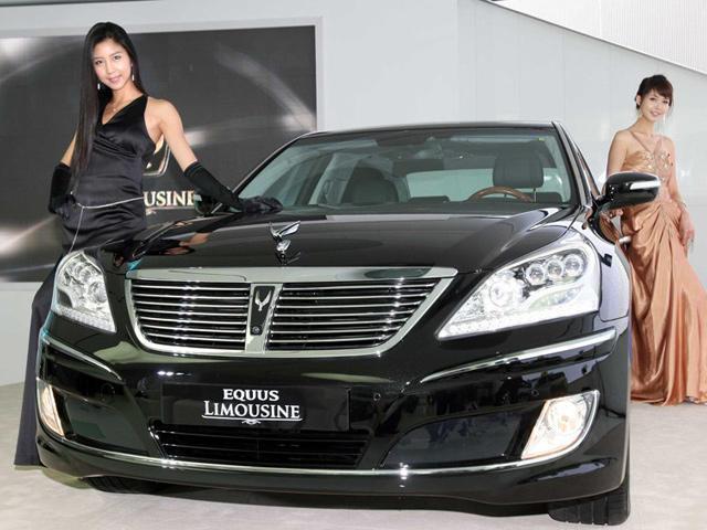 Hyundai 1 startex limousine