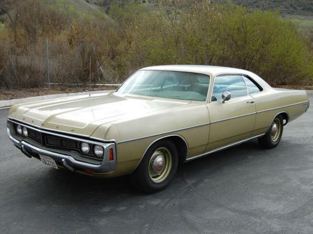 Unearthed 1970 Dodge Polara Carbuzz