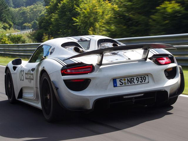 Top 5 Porsche Supercars Carbuzz