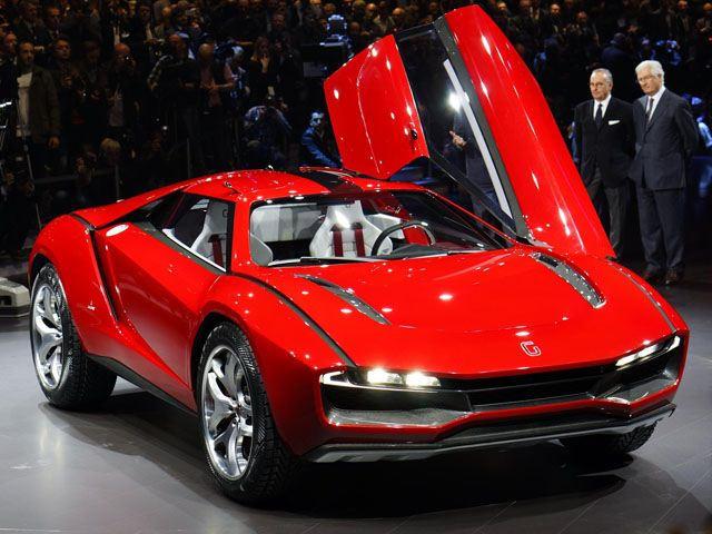 Italdesign Unveils Parcour Concept Carbuzz