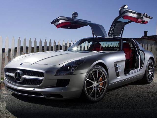 Top 5 Mercedes Superca...