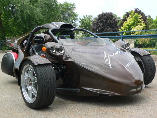 three wheeled cars campagna t rex carbuzz. Black Bedroom Furniture Sets. Home Design Ideas