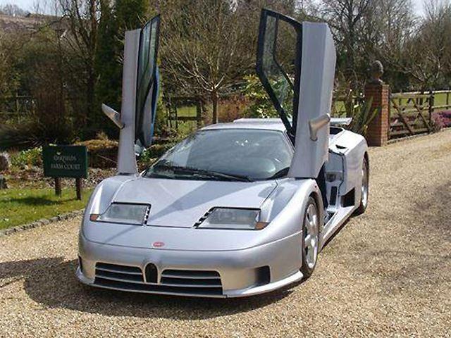 brabus bugatti eb110 ss for sale - carbuzz