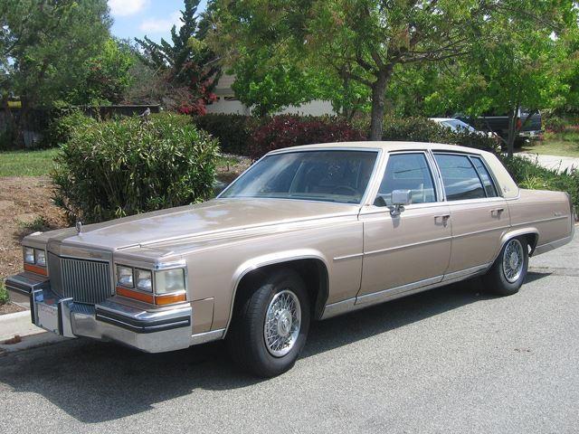 Dead-End Technologies: Cadillac Fleetwood V8-6-4 - CarBuzz
