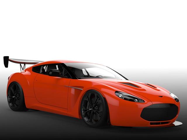 RaceSpec Aston Martin V Zagato CarBuzz - Aston martin v12 zagato specs
