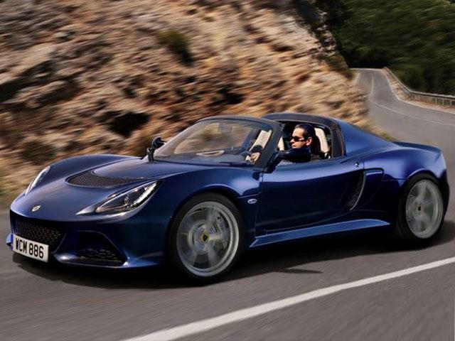 Lotus Prices Exige S Roadster - CarBuzz