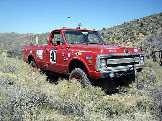 The King Of Cool S Baja Truck For Sale Carbuzz