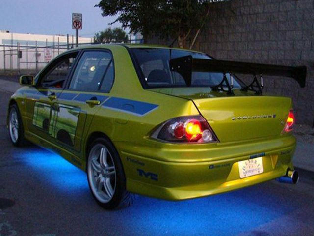 paul walker's mitsu evo from '2 fast 2 furious' can be yours - carbuzz