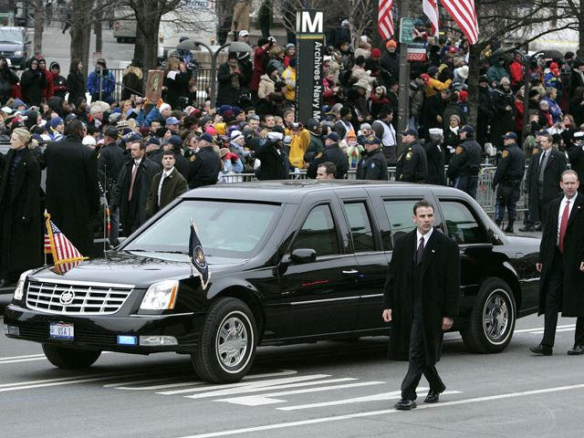 New Presidential Limo is Coming - CarBuzz