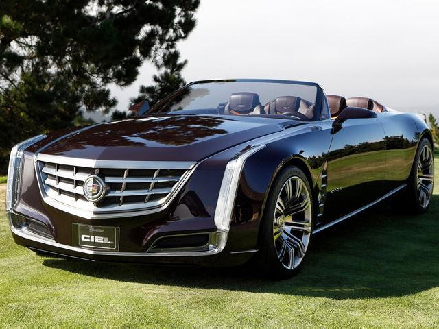 Cadillac May Build A Halo Car After All Carbuzz