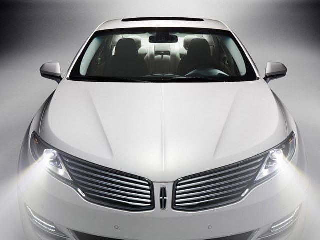 Lincoln Showcases New Black Label Trim On Mkz And Mkc Concept Carbuzz