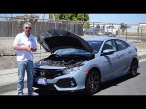 Just 350 Gives The New Civic Si The Power It Deserves Carbuzz