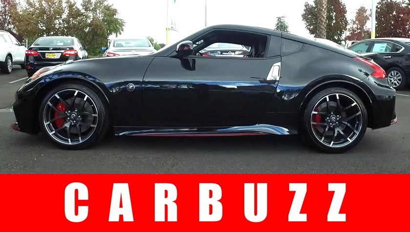 2018 Nissan 370z Coupe Review Review Trims Specs And Price Carbuzz