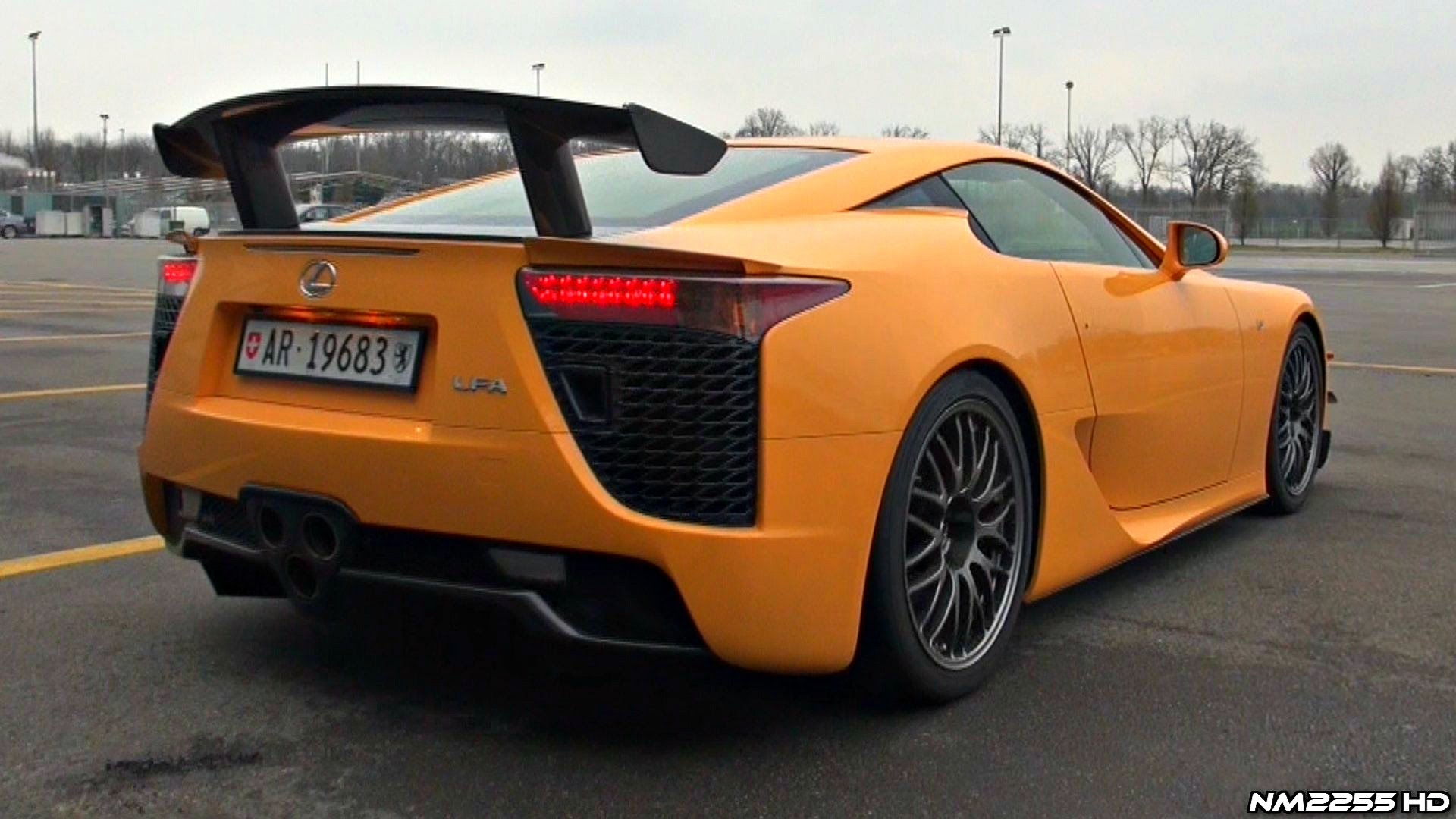 Lexus Should Revive The LFA, But It Might Be Impossible To Replicate    CarBuzz