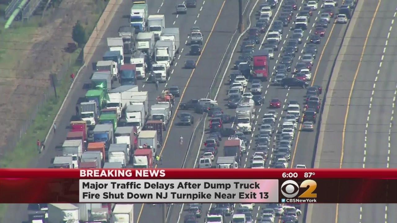 Dump Truck Accident Nj Turnpike - Best Truck 2018